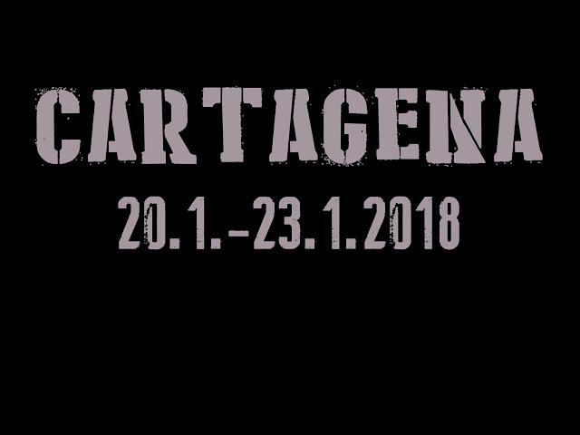 Spain Tour 2018 - Cartagena 1.