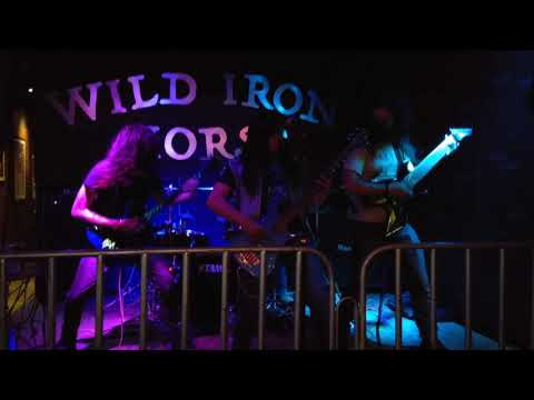 Shuma Gorath - Self destructive behavior / The source of river live at Wild iron Horse