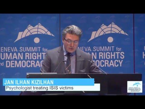 Jan Ilhan Kizilhan at Geneva Summit 2016