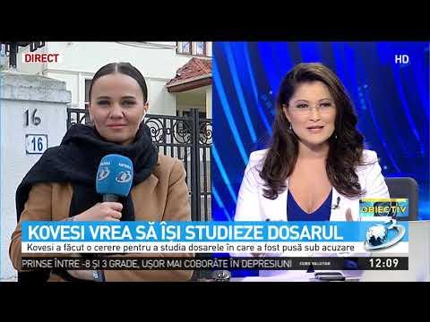 Laura Codruța Kovesi a făcut o nouă cerere de studiu a dosarului în care este acuzată