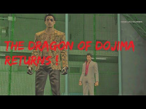 【 Yakuza Kiwami 1】 The Dragon of Dojima Returns! |