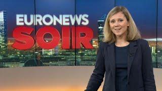 Euronews Soir : l'actualité du mercredi 1er mai 2019
