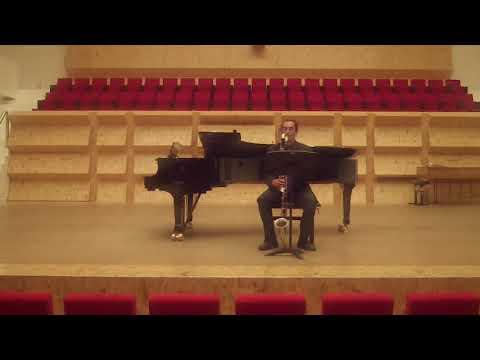 Bass clarinet orchestral excerpts - Richard Strauss  Don Quixote