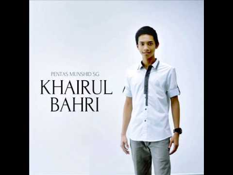 Khairul Bahri - Sejadah Keinsafan (Cover)