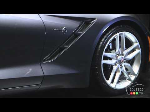 Toronto Auto Show: 2014 Corvette Stingray