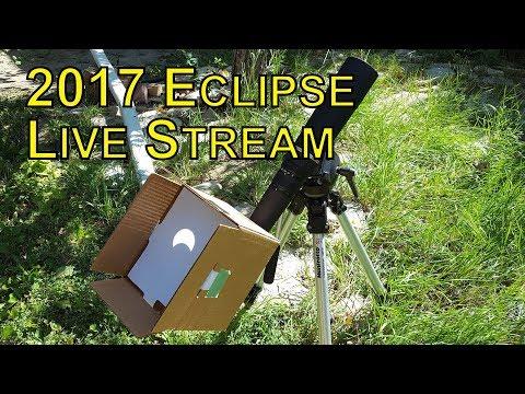 Eclipse From Regina Saskatchewan