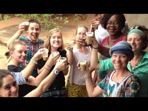 Peace Corps Togo Vlog #9 - C.H.A.M.P et E.A.F.S.
