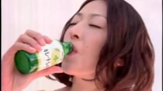 POKKA 松雪泰子 キレートレモン.