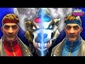 WEREWOLF DIRE MEETS HIS EVIL TWIN BROTHER!! *NEW SKIN* Fortnite Season 6 Short Film