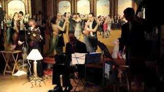 Argentine tango: Tito Castro Trio @ Triangulo - set 2 song 1