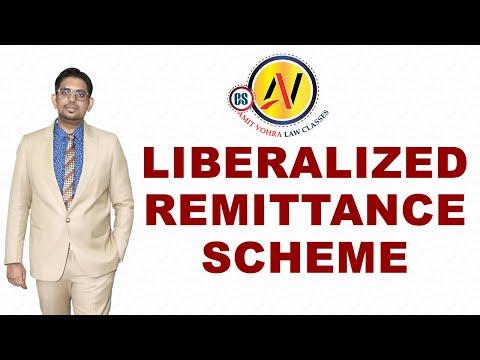 EBCL-FEMA-Liberalized Remittance Scheme- LRS-CS Executive