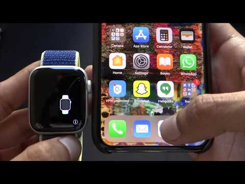 Apple Watch Series 5 GPS 40mm Silver - Unboxing and Setup
