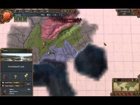 Europa Universalis 4 How To Win As The Native Americans