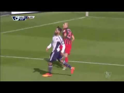 Bobby Zamora Amazing Chip Vs West Brom