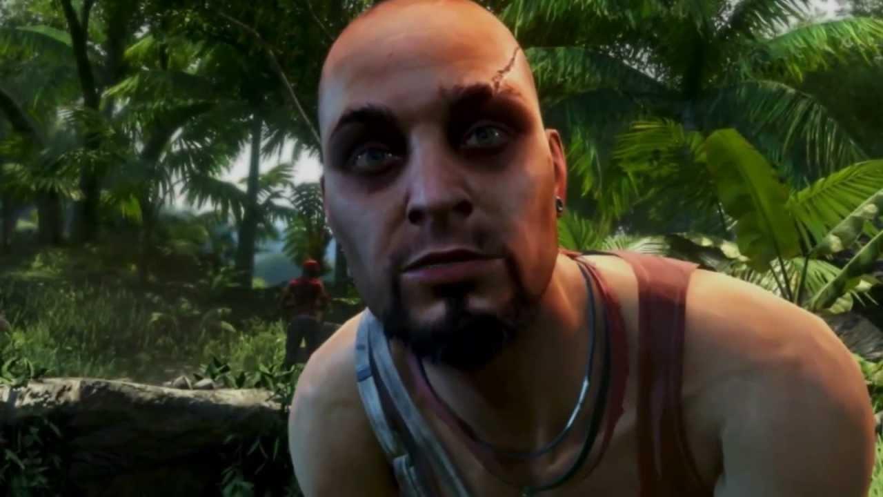 Far cry 3 Вас о безумии - YouTube