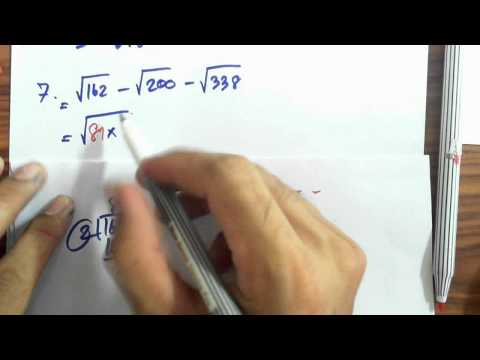 เฉลยโจทย์คณิตเพิ่มเติมม.3(การบวกลบกรณฑ์2)