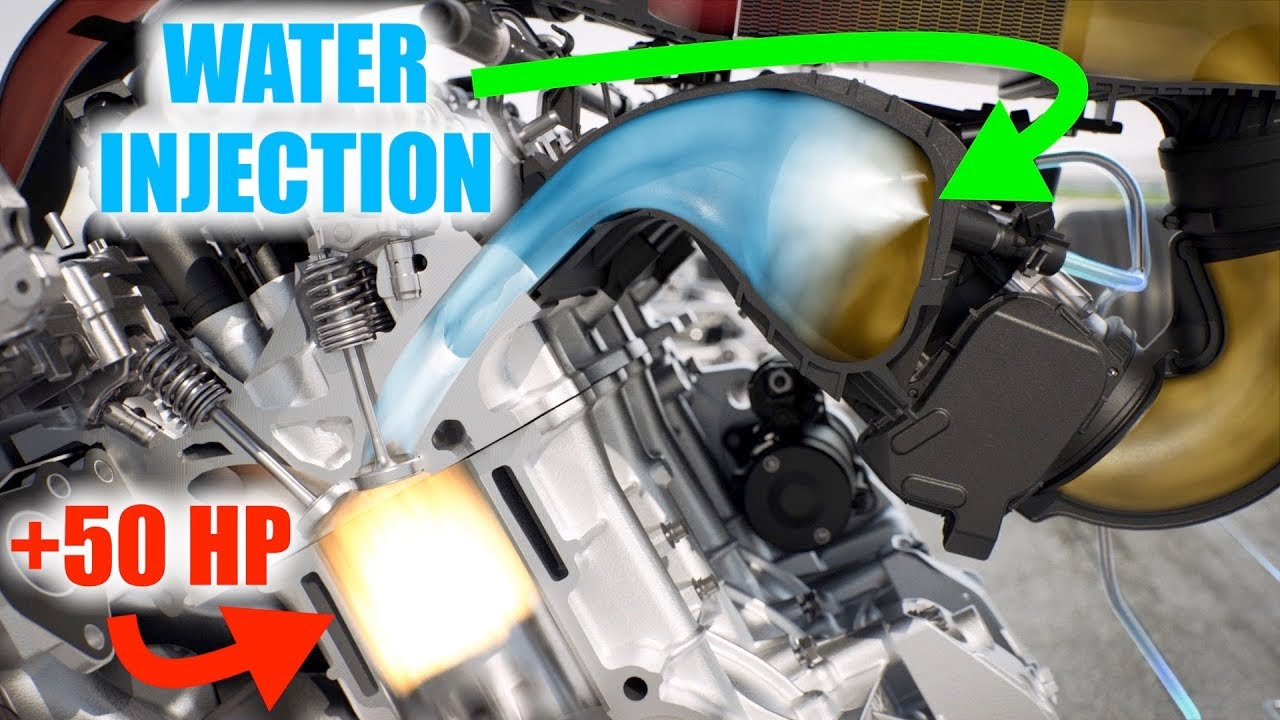 how-bmw-used-water-to-make-50-horsepower