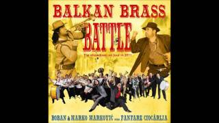 Balkan Brass battle - I am your gummy bear