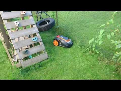 Worx Landroid 754 Solving Troubles Youtube