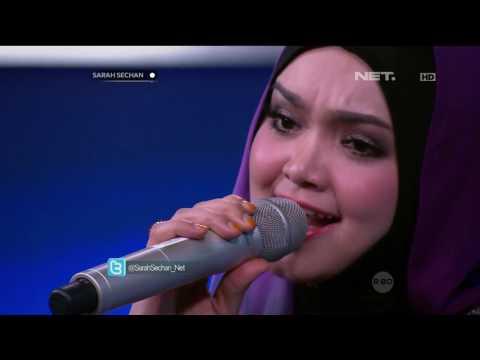 Dato' Siti Nurhaliza - Terbaik Bagimu (Live at Sarah Sechan )
