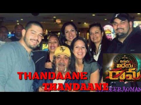 Thandaane Thandaane Song || Roman Reigns version