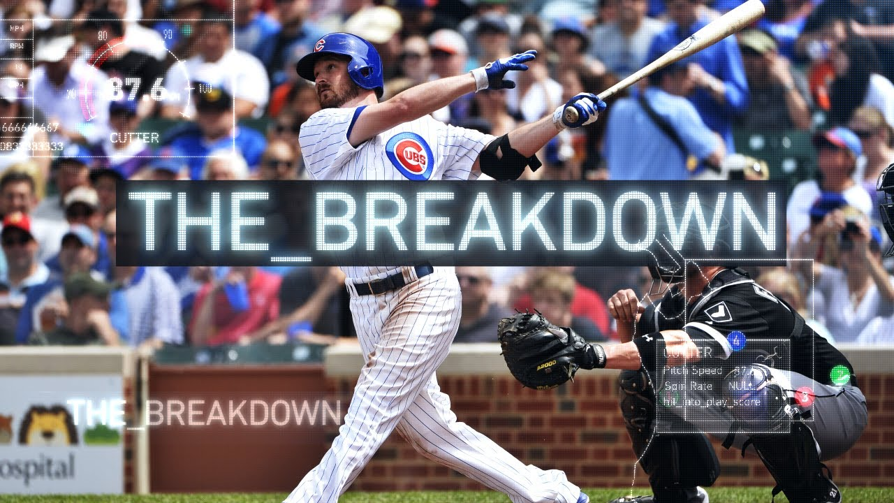 Cubs Pitcher Travis Wood Breaks Down His Grand Slam Against the White Sox