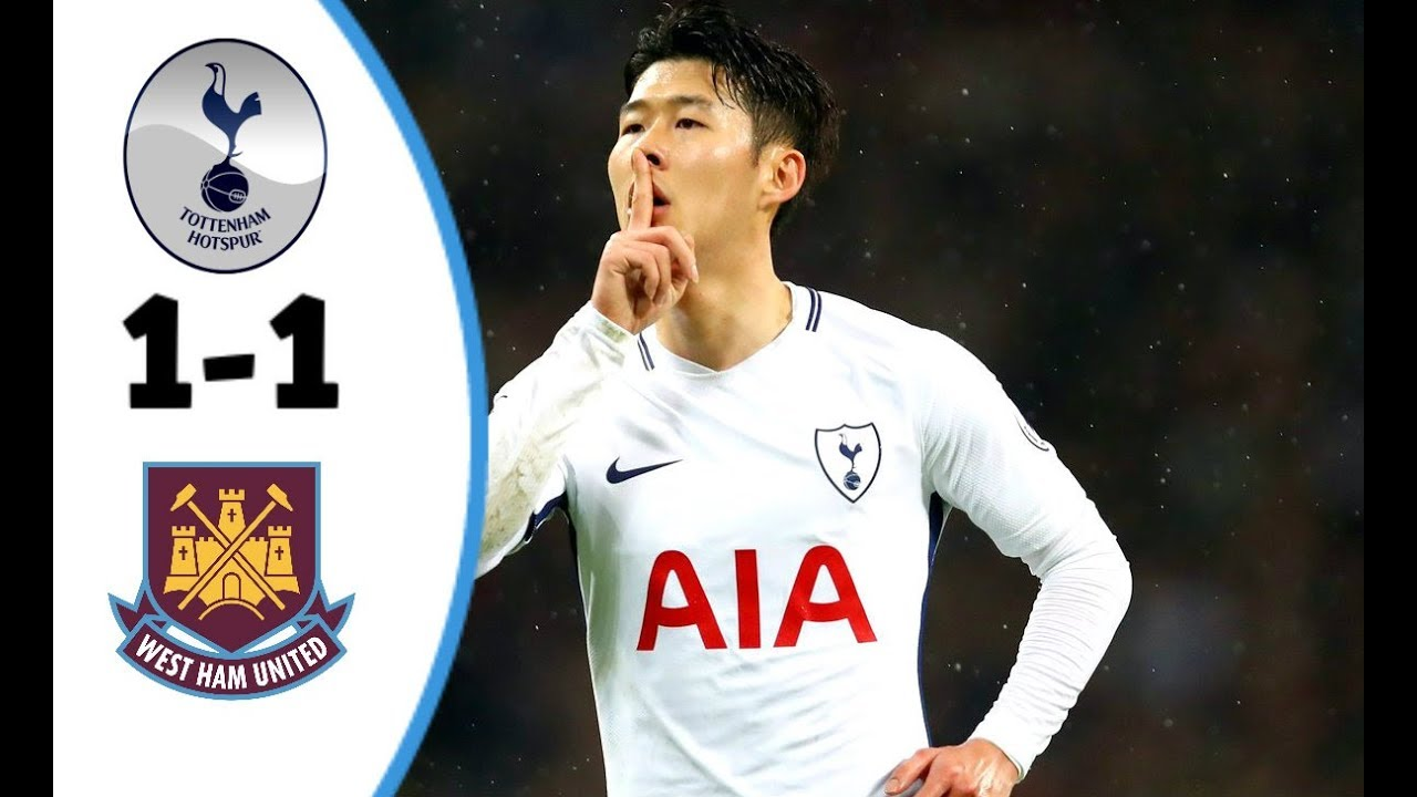 Download Tottenham vs West Ham 1-1 | All Goals & Highlights | Premier League - 04/01/2018 HD