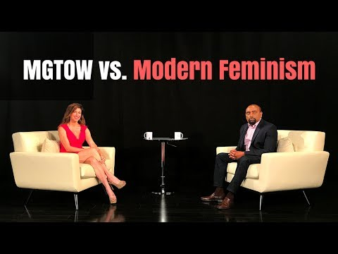 Toxic Masculinity? MGTOW? Stay-at-Home Dads? Today's Feminist Dating World Exposed (Ep. 3 | Seas. 5)