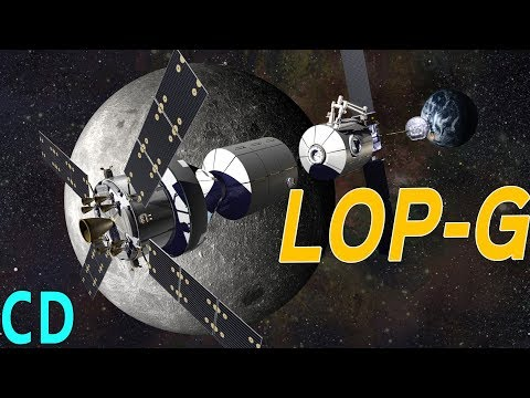 NASA's Next Space Station LOP-G | was the Deep Space Gateway