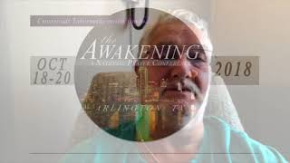 2018 Awakening Prayer Conference Update