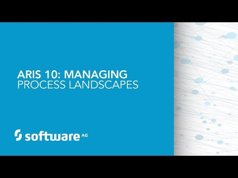 ARIS 10: Managing Process Landscapes