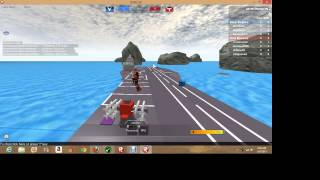 Roblox Advanced Jet Wars: What.... the heck just happened?