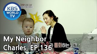 My Neighbor, Charles | 이웃집 찰스 Ep.136 / The New Bride from Ecuador, Adriana [ENG/2018.04.19]