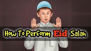 How To Perform Eid Prayer _ Eid Salah | Eid ul fitr_Eid ul udha