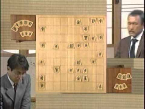 NHK杯戦 羽生善治vs中川大輔
