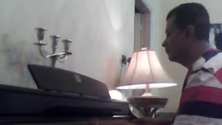 اية فى أمل .. فيروز .. موسيقى على بيانو طارق بغدادى