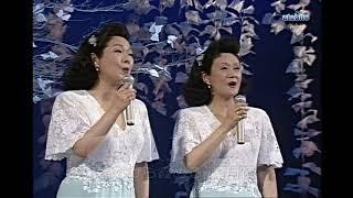 童謡・唱歌メドレー 歌:由紀さおり、安田祥子 *「朧月夜(おぼろづき...