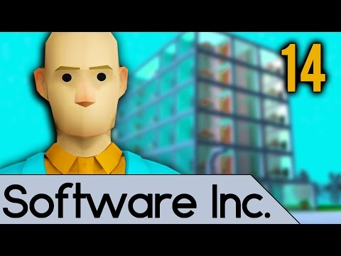 Software Inc Alpha 9 | Patent Research (Let's Play Software Inc Alpha 9 / Gameplay part 14)