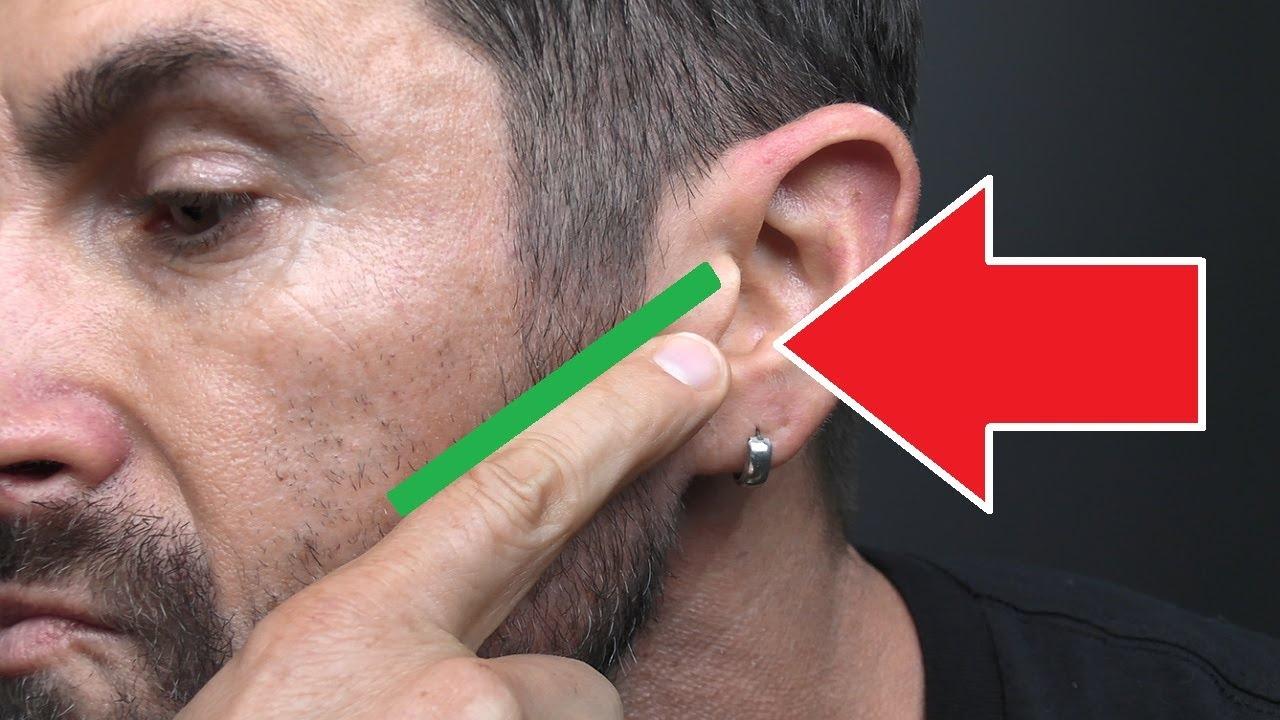 Sideburn length mens Slick Sideburns