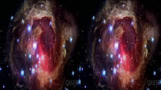 ❃ VR 3D ФИЛЬМЫ ❃ Документальный фильм про космос что заснял телескоп Хабла ❃ 1080 HD