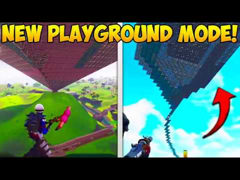 *NEW* PLAYGROUND MODE BEST BUILDS! - Fortnite Funny Fails and WTF Moments! #239 (Daily Moments)