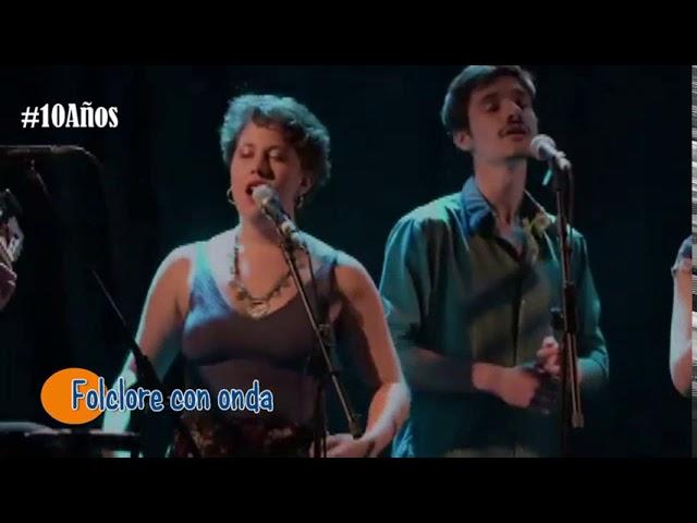 Cuerdos Vocales celebra los 10 años de Folclore con Onda TV