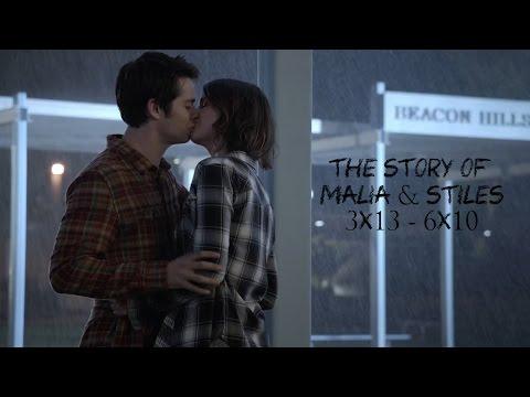 The Story Of Malia Tate and Stiles Stilinski (3x13-6x10)