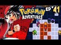 Pokemon Adventures Red Chapter Part 41 MIND CONTROL Rom hack Gameplay Walkthrough