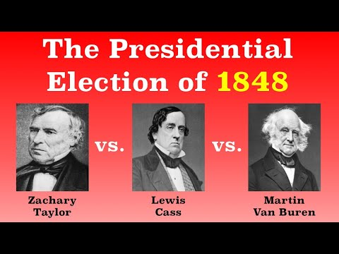 The American Presidential Election of 1848