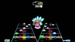 Nyan Cat Song On Guitar Hero!