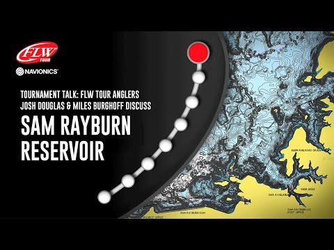 TOURNAMENT TALK: Fishing Sam Rayburn Reservoir