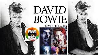 Gambar cover David Bowie - Loving The Alien (Disco Classic 1983 Tonight Label) VP Dj Duck