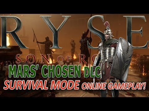 """XBOX One"" ""Ryse: Son of Rome"" Mars' Chosen DLC Online Survival Mode Gameplay from YouTube · Duration:  9 minutes 50 seconds"