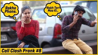 Epic - Call Clash Prank - Bhojpuri & Stammerer Mix  | The HunGama Films